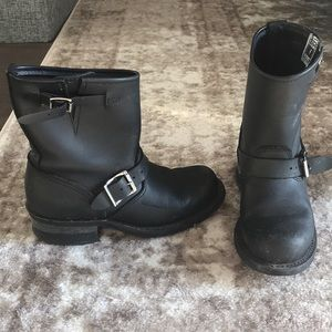 Frye Ankle Bootie